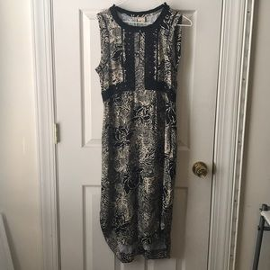 Maxi dress from Anthropologie by Holding Horses